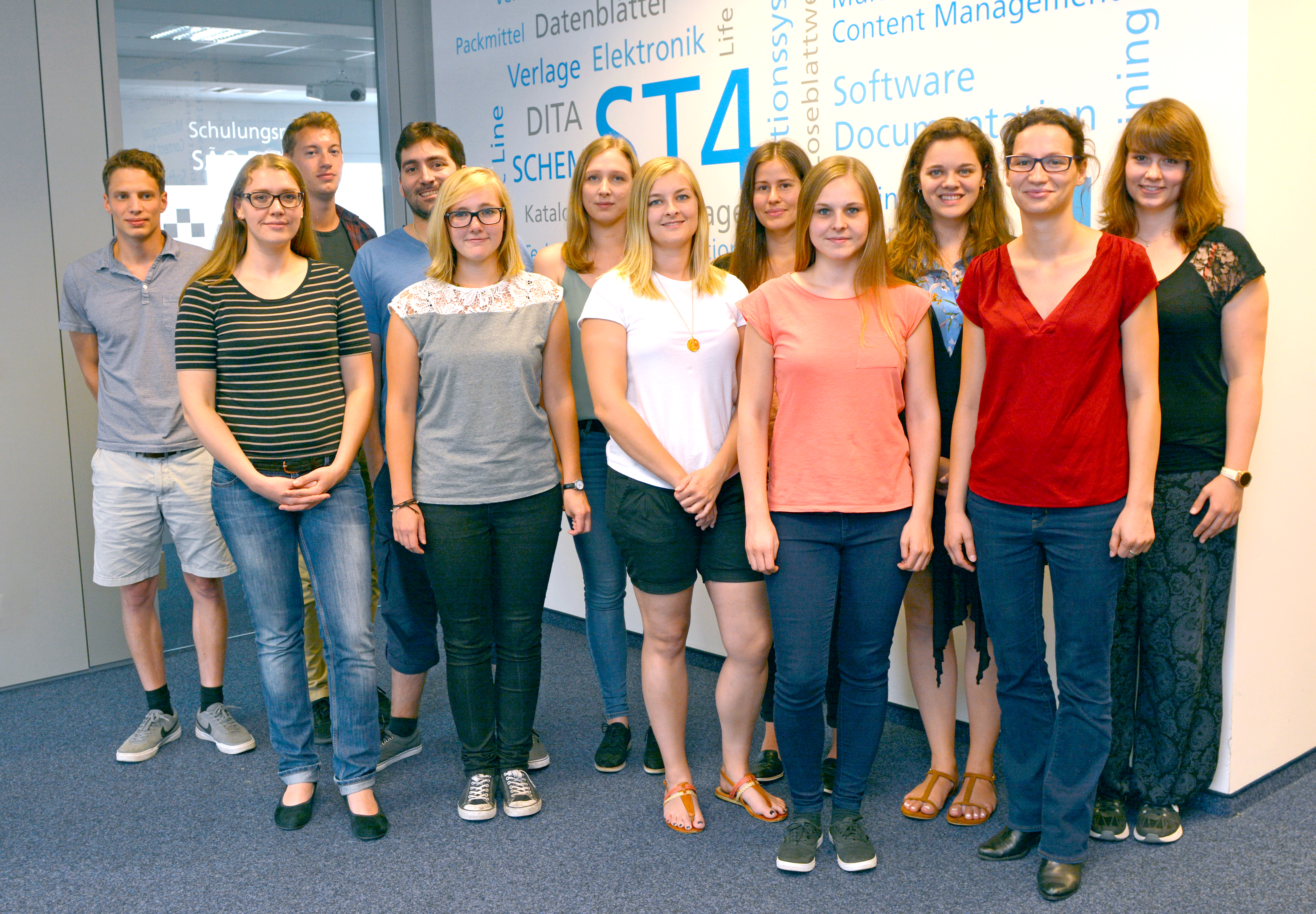 All participants of our SCHEMA Graduate Academey 2017
