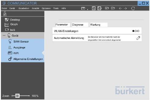 Abbildung 1 Finaler Screenshot mit Oberflächentext
